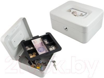 Денежный ящик Sipl AG117А большой (белый)