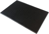 Коврик для сушки посуды Sipl AG373В (черный) -