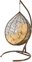 Кресло подвесное BiGarden Tropica Brown -