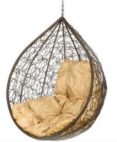 Кресло подвесное BiGarden Tropica Brown BS (без стойки) -
