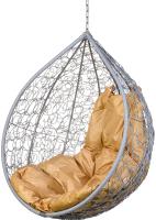 Кресло подвесное BiGarden Tropica Gray BS (без стойки) -