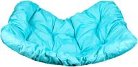 Подушка на стул BiGarden Для двухместного подвесного кресла (голубой) -