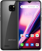 Смартфон Ulefone Note 7T (черный) -