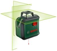 Лазерный нивелир Bosch Advanced Level 360 Premium Set (0.603.663.E01) -