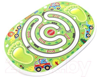 Развивающая игра WoodLand Toys Балансир. Дорога / 153102