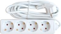 Удлинитель INhome 4G-5-SMART 10А 8345 / 4690612010366 -