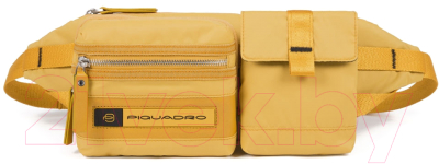 Сумка на пояс Piquadro Bios CA5112BIO/G