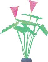 Декорация для аквариума GloFish Растение XL / 19272 (зеленый) -