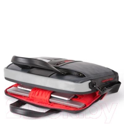 Сумка для ноутбука Piquadro Urban CA4098UB00/GRN