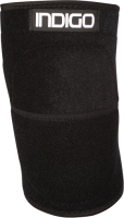 Суппорт колена Indigo IN210 (L, черный) -