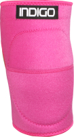 Суппорт колена Indigo IN210 (L, розовый) -
