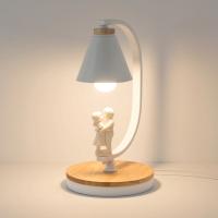 Прикроватная лампа Home Light Астерия E014-3-W (белый) -