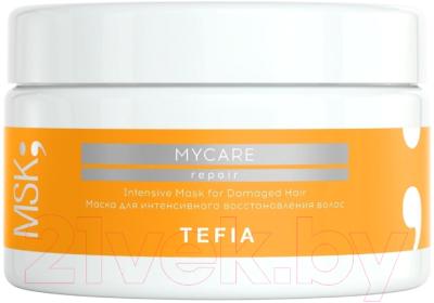 Фото - Маска для волос Tefia MyCare Repair для интенсивного восстановления волос кондиционер для интенсивного восстановления волос intensive repair conditioner 250мл