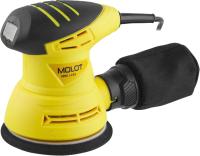 Эксцентриковая шлифовальная машина Molot MRS 1225 (MRS122500011) -
