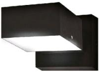 Бра уличное Duwi 6W 6500K IP44 / 24250 5 (матовый черный) -
