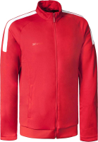 Олимпийка спортивная 2K Sport Swift / 121151 (XXL, красный/белый) -