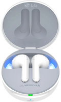 Беспроводные наушники LG Tone Free FN7 True Wireless / HBS-FN7.ABRUWH (белый) -