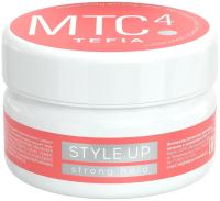 Глина для укладки волос Tefia Style.Up Матовая сильной фиксации (75мл) -