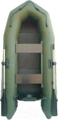Моторно-гребная лодка Муссон 2600 С
