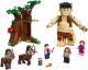 Конструктор Lego Harry Potter Запретный лес: Грохх и Долорес Амбридж / 75967 -