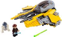 Конструктор Lego Star Wars Джедайский перехватчик Энакина / 75281 -