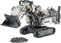 Конструктор управляемый Lego Technic Экскаватор Liebherr R 9800 / 42100 -