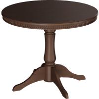 Обеденный стол ТриЯ Орландо Т1 Б-111 исп 2 (орех темный) -