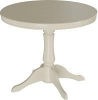 Обеденный стол ТриЯ Орландо Т1 Б-111 исп 2 (слоновая кость) -