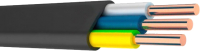 Кабель силовой Ecocable ВВГ-Пнг(А) 3x2.5 (10м) -