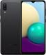 Смартфон Samsung Galaxy A02 / SM-A022GZKBSER (черный) -