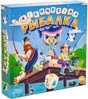 Настольная игра ND Play Кубическая рыбалка / 294023 -