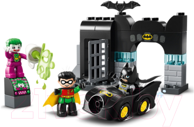 Конструктор Lego Duplo Бэтпещера / 10919