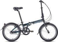 Велосипед Forward Enigma 20 3.0 2021 / 1BKW1C403002 (черный/серый) -