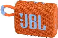 Портативная колонка JBL Go 3 (оранжевый) -