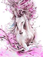 Картина по номерам Picasso Женственная лошадь (PC4050364) -