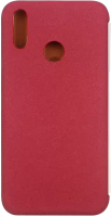 Чехол-книжка Case Vogue для Honor 8С (винный) -