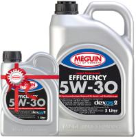 Моторное масло Meguin Megol Efficiency 5W30 / 3194+3196 (5л+1л) -