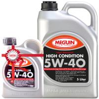 Моторное масло Meguin Megol High Condition 5W40 / 3198+3199 (5л+1л) -