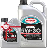 Моторное масло Meguin Megol Quality 5W30 / 6567+6566 (5л+1л) -