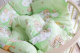 Комплект постельный в кроватку Баю-Бай Нежность / К91-Н3 (зеленый) -