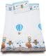 Комплект постельный детский Баю-Бай Раздолье / К20-Р4 (голубой) -