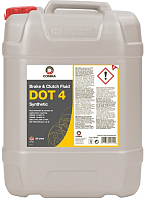 Тормозная жидкость Comma DOT 4 / BF420L (20л) -