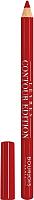 Карандаш для губ Bourjois Levres Contour Edition контурный тон 07 темно-красный (1.14г) -