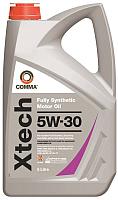 Моторное масло Comma Xtech 5W30 / XTC5L (5л) -