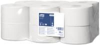 Туалетная бумага Tork 120197 в мини рулонах (12шт/уп) -