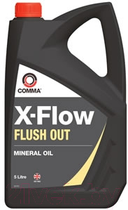 Моторное масло Comma Flow Flush Out / XFFO5L (5л)