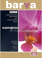 Фотобумага Barva Profi IP-R200-160 (суперглянец) -