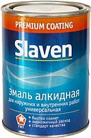 Эмаль Slaven ПФ-115 (20кг, коричневый) -