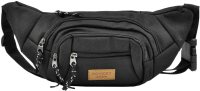 Сумка на пояс Cedar Rovicky Bag-WB-02-4023 (черный) -