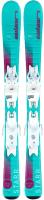 Горные лыжи с креплениями Elan 2020-21 Starr QS 100-120 + EL 4.5 Shift / AFDGBH20+DB999019 (р.100) -